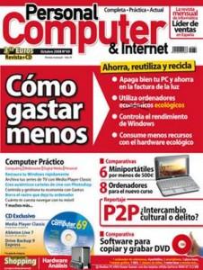 Personal Computer & Internet en ComputerHoy.com: La revista mensual de tecnología, Internet y LifeStyle más vendida de España.