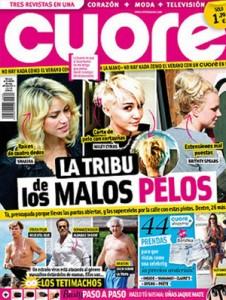 Es la revista más vendida de las que se dedican al corazón y las entrañas sentimentales de los famosos; por algo será.