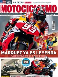 Posiblemente la revista más completa del mundo de la moto que podamos encontrar en el mercado.