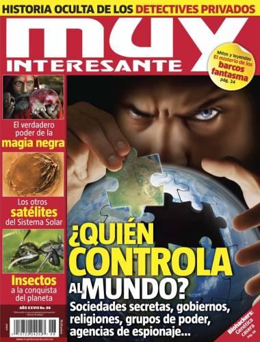 La revista para saber más de todo. Periodismo moderno, información rigurosa e imágenes de impacto sobre ciencia y tecnología, salud, medio ambiente, cultura digital, el pasado del que venimos y el futuro que nos aguarda.